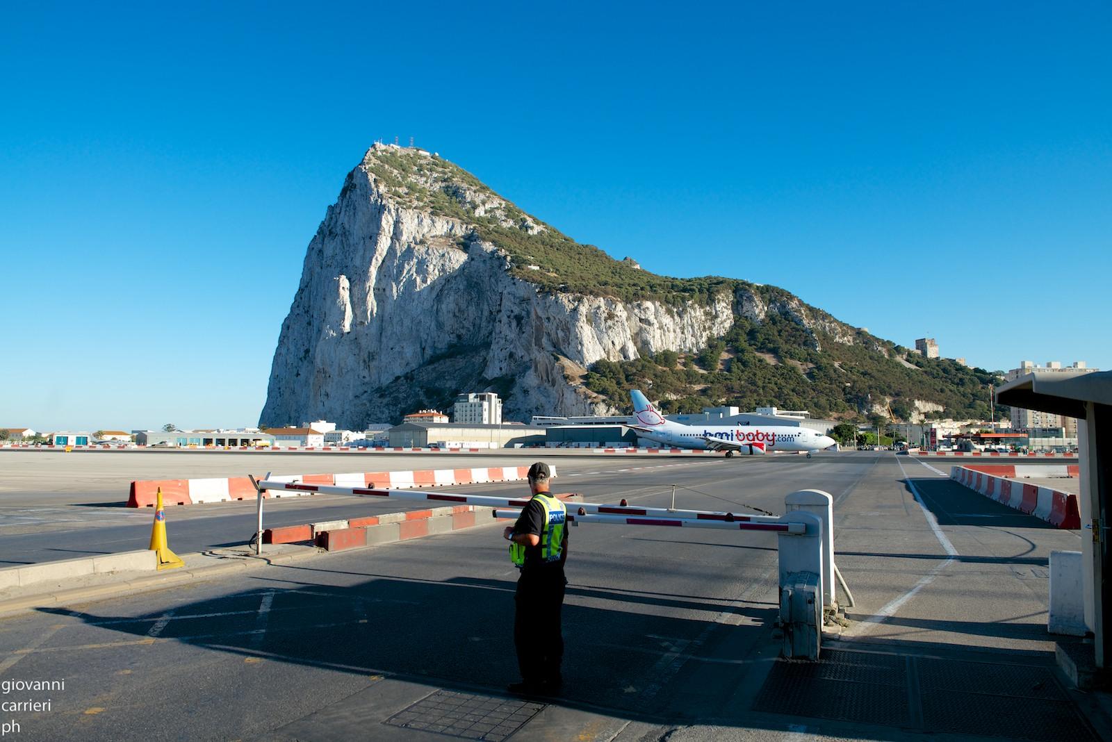 Aereoporto di Gibilterra