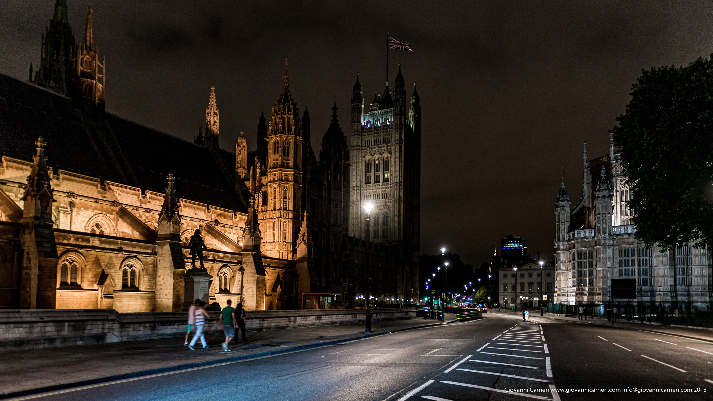 Il parlamento Westminster