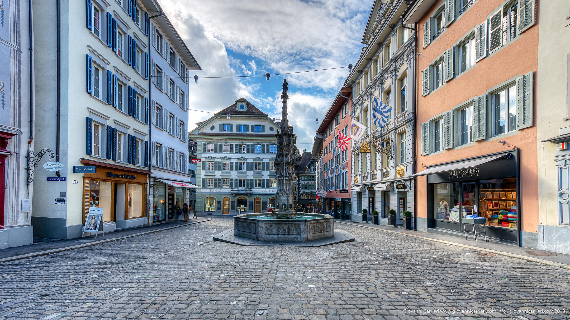 Via Weinmarkt - Lucerna
