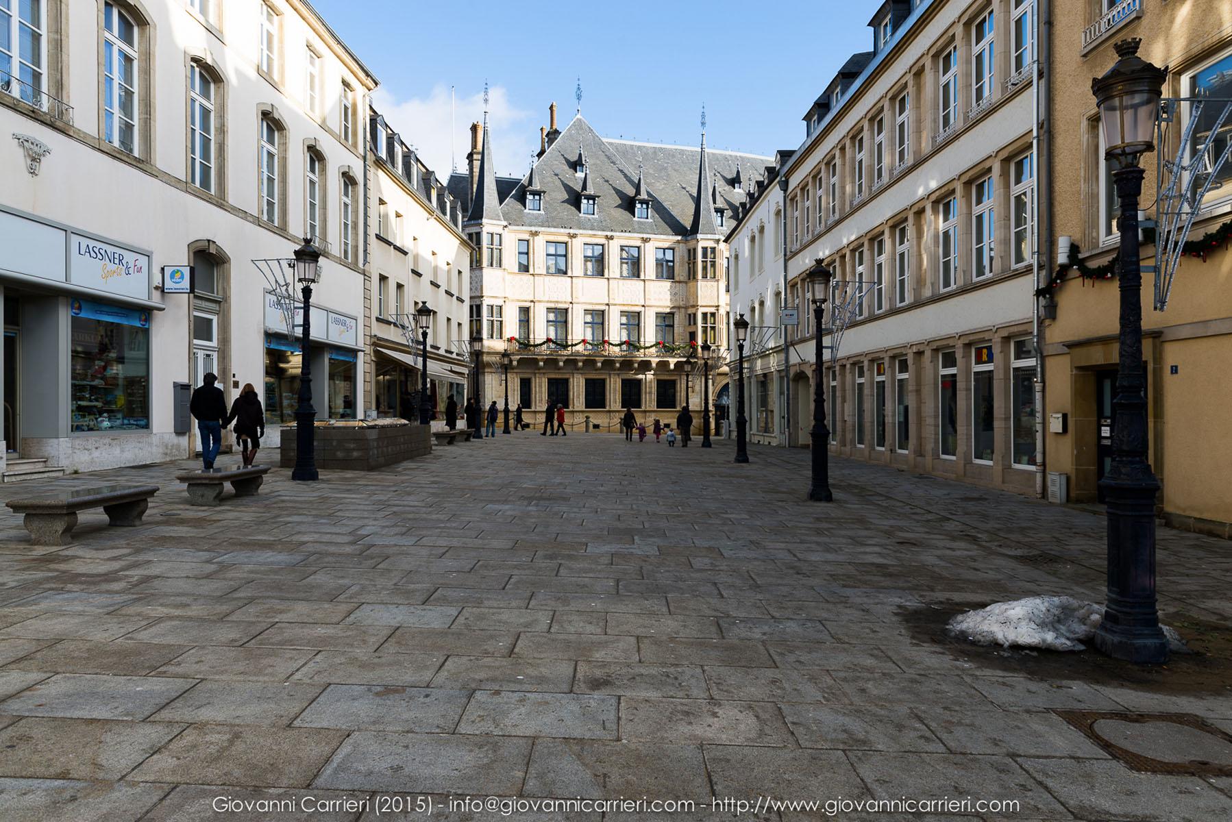 La via della Regina - Lussemburgo