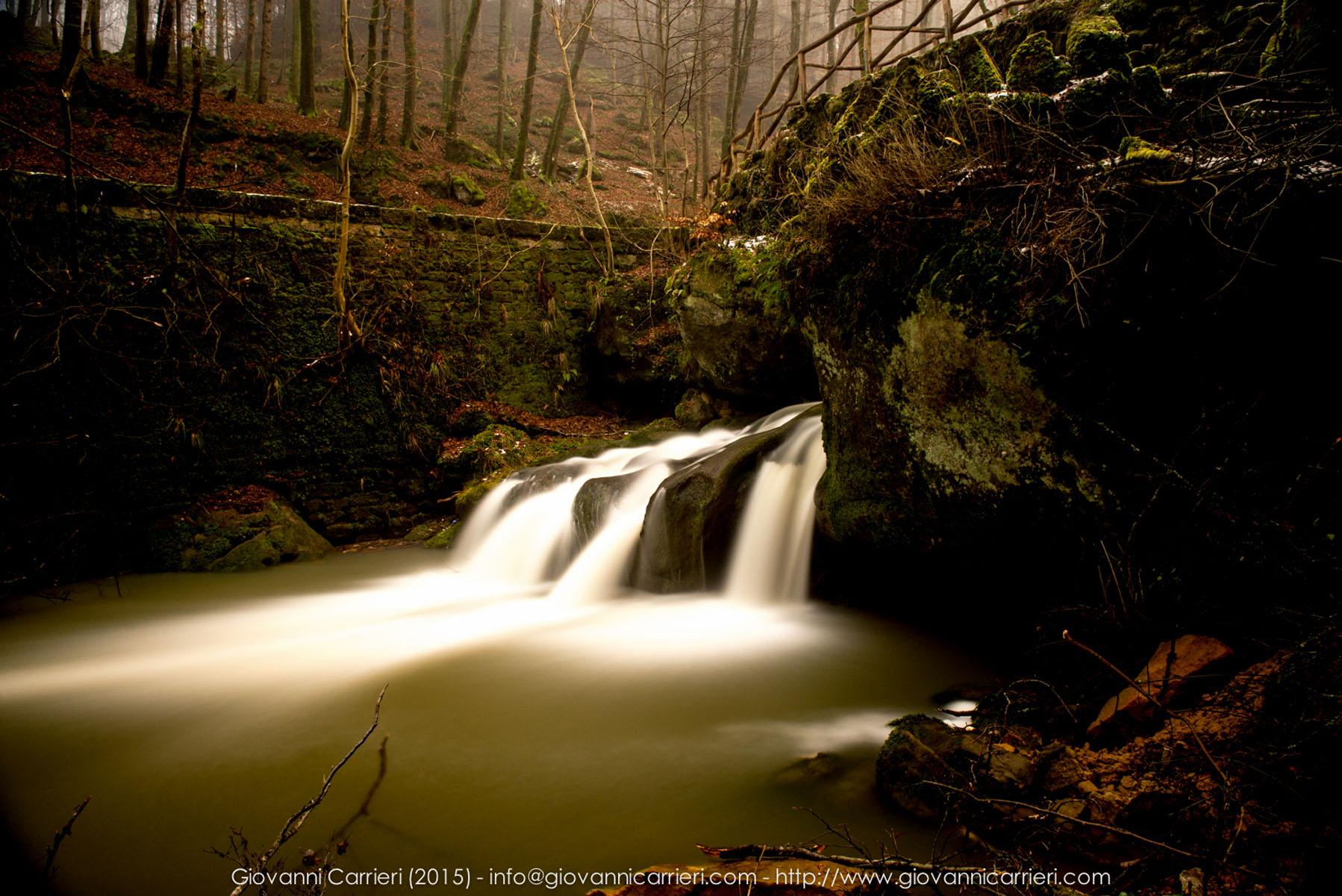 Le Cascate Mullerthal nella piccola svizzera Lussemburghese