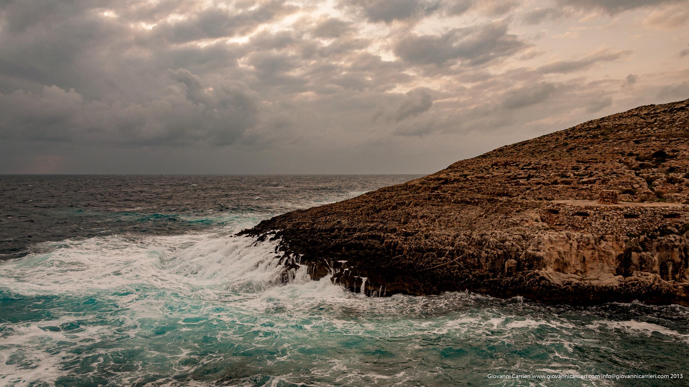 Grotta Blu - Malta