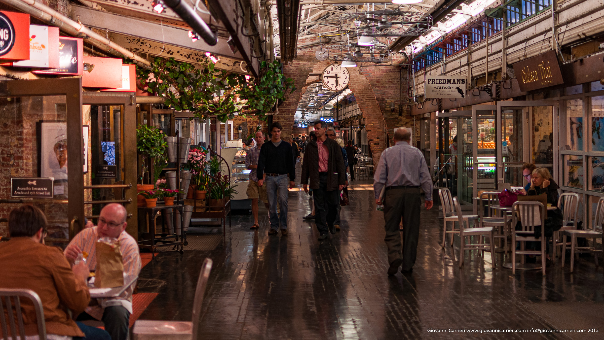 Il Chelsea Market - New York City