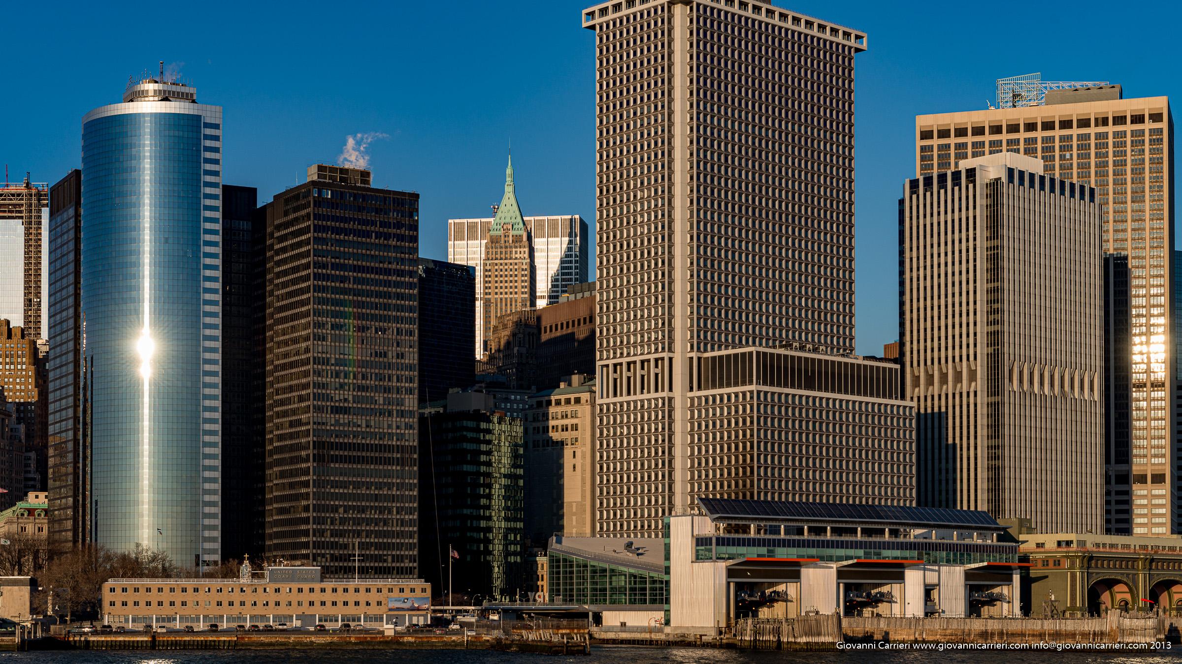 South Ferry View - Manhattan