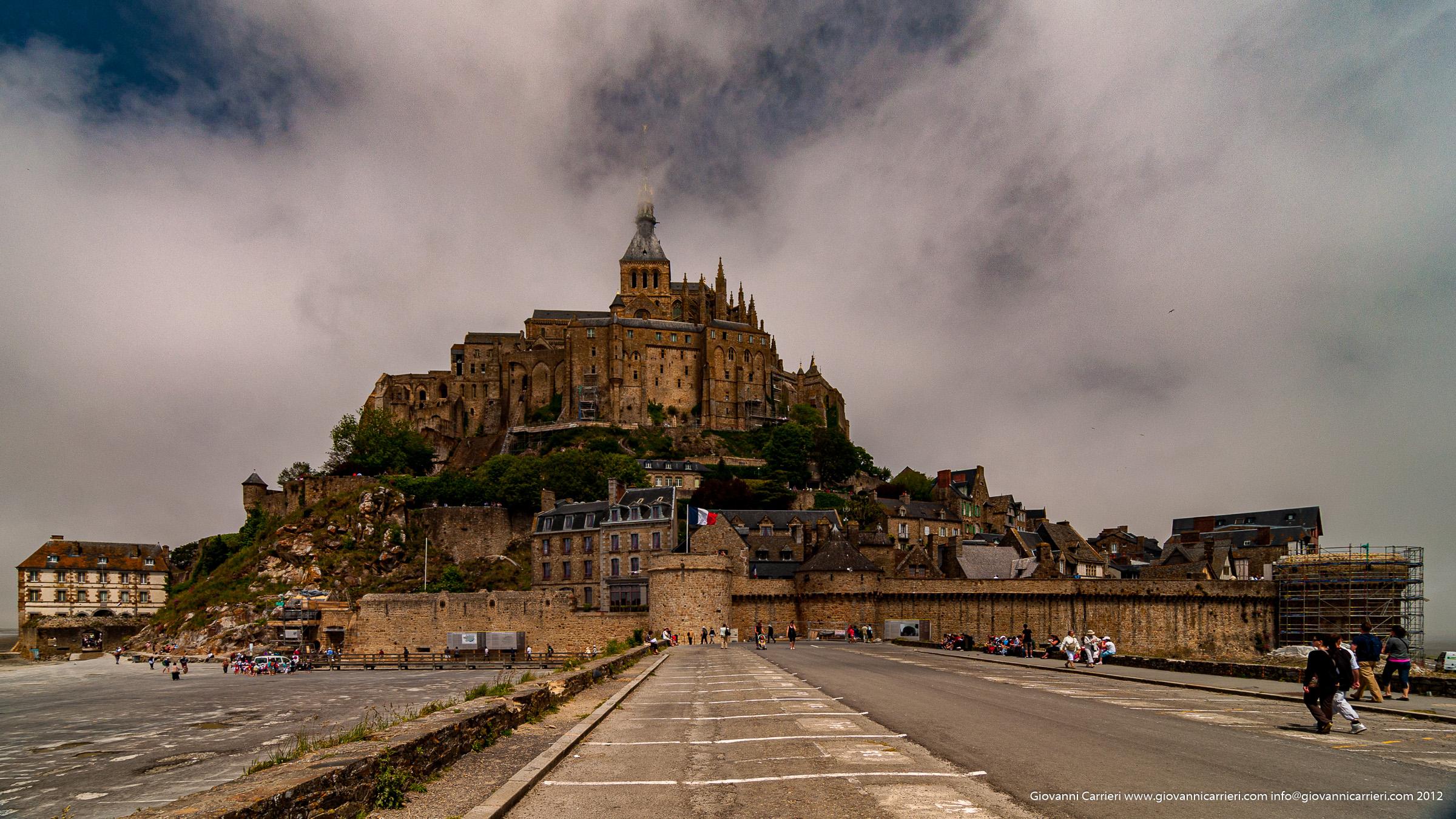 L'abbazia di Mont St. Michel