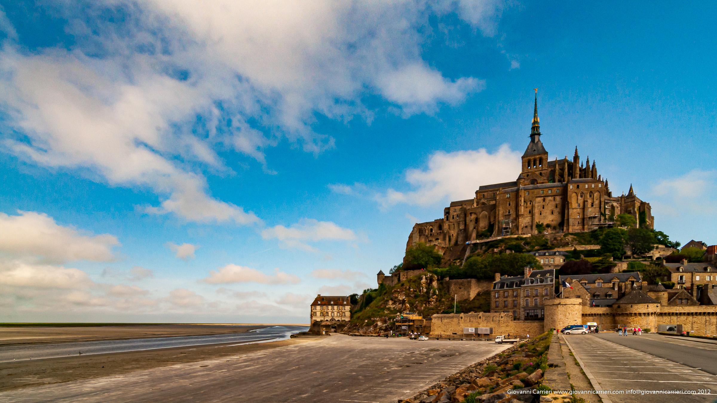 Mont Saint-Michel - the environment