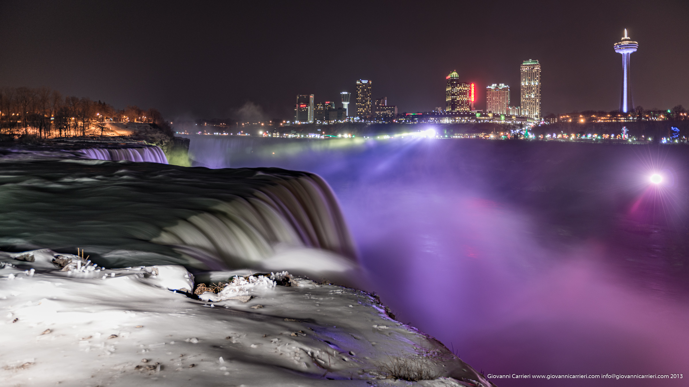 Il salto del Niagara