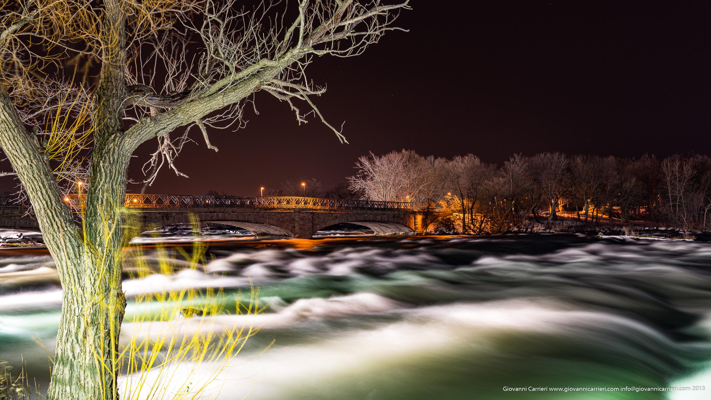 Le rapide del Niagara