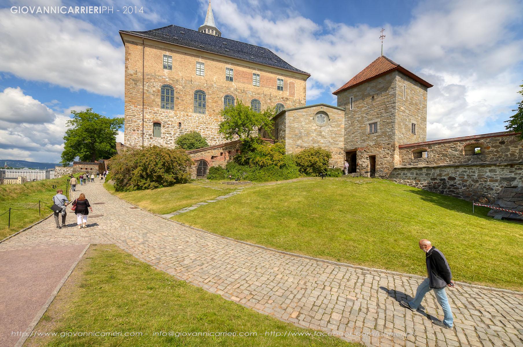 Il castello Akershus. Oslo