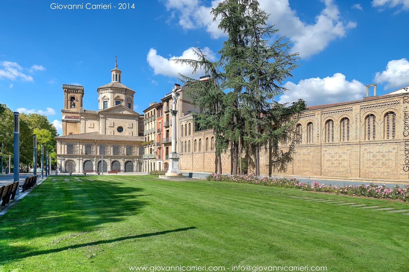 La chiesa di San Lorenzo - Pamplona
