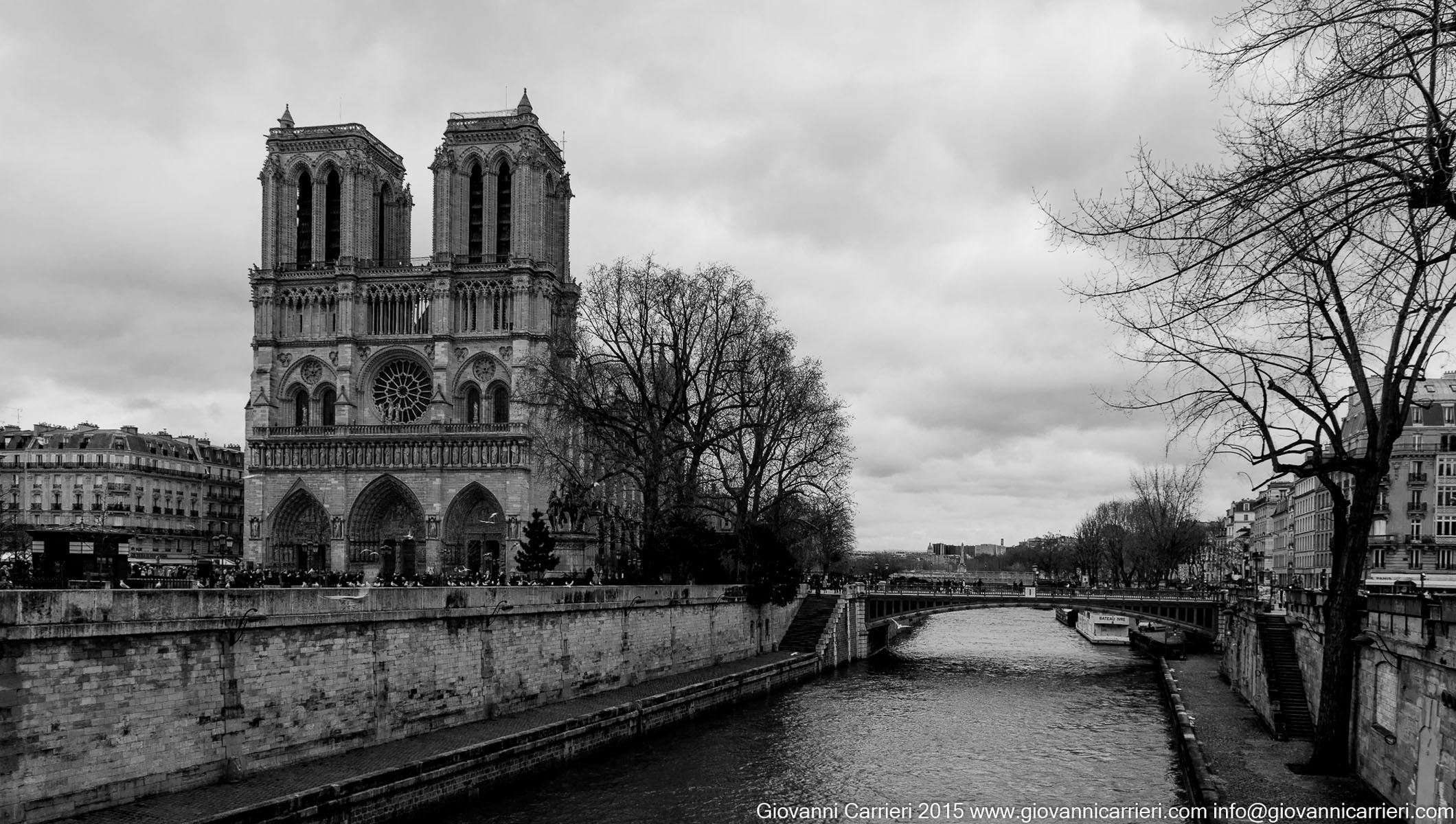 Cath´drale Notre Dame de Paris