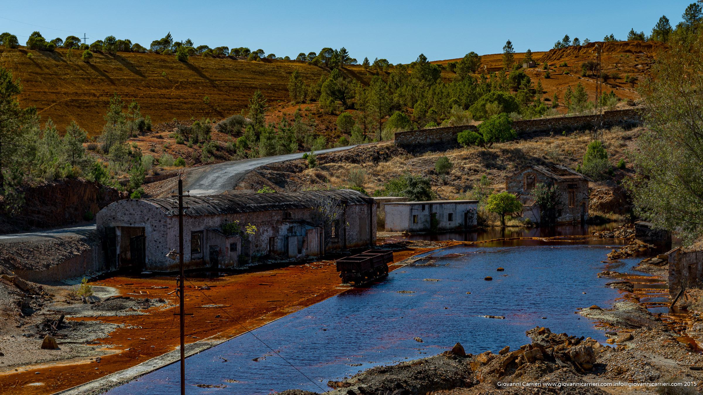 La stazione mineraria
