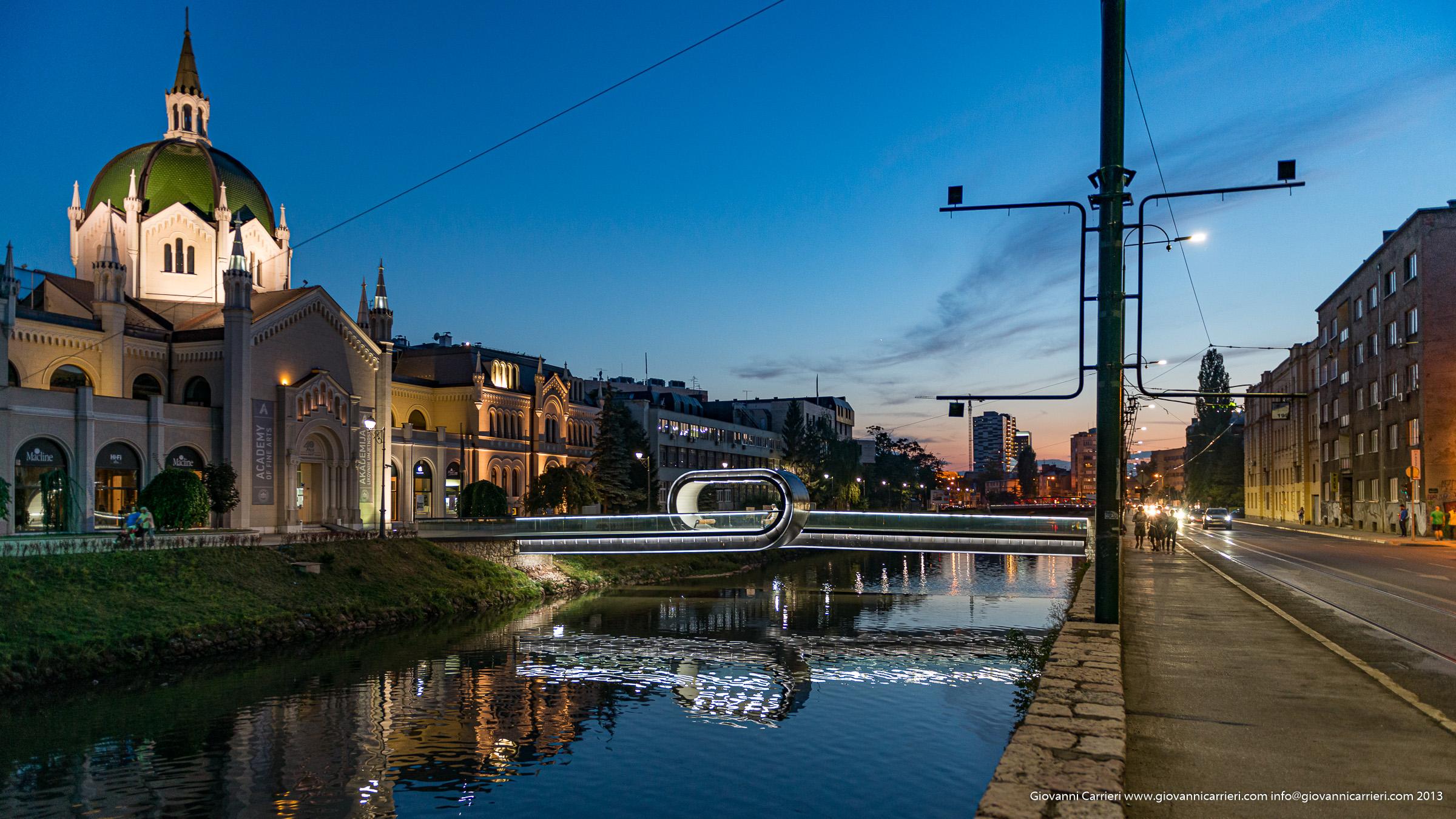 Il ponte Festina Lente - Sarajevo