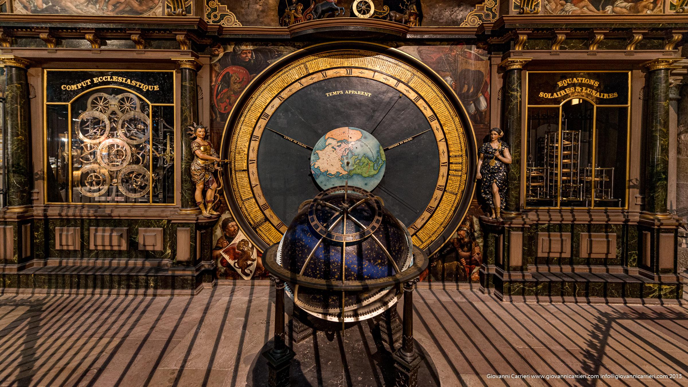 L'orologio astronomico della Cattedrale - Strasburgo