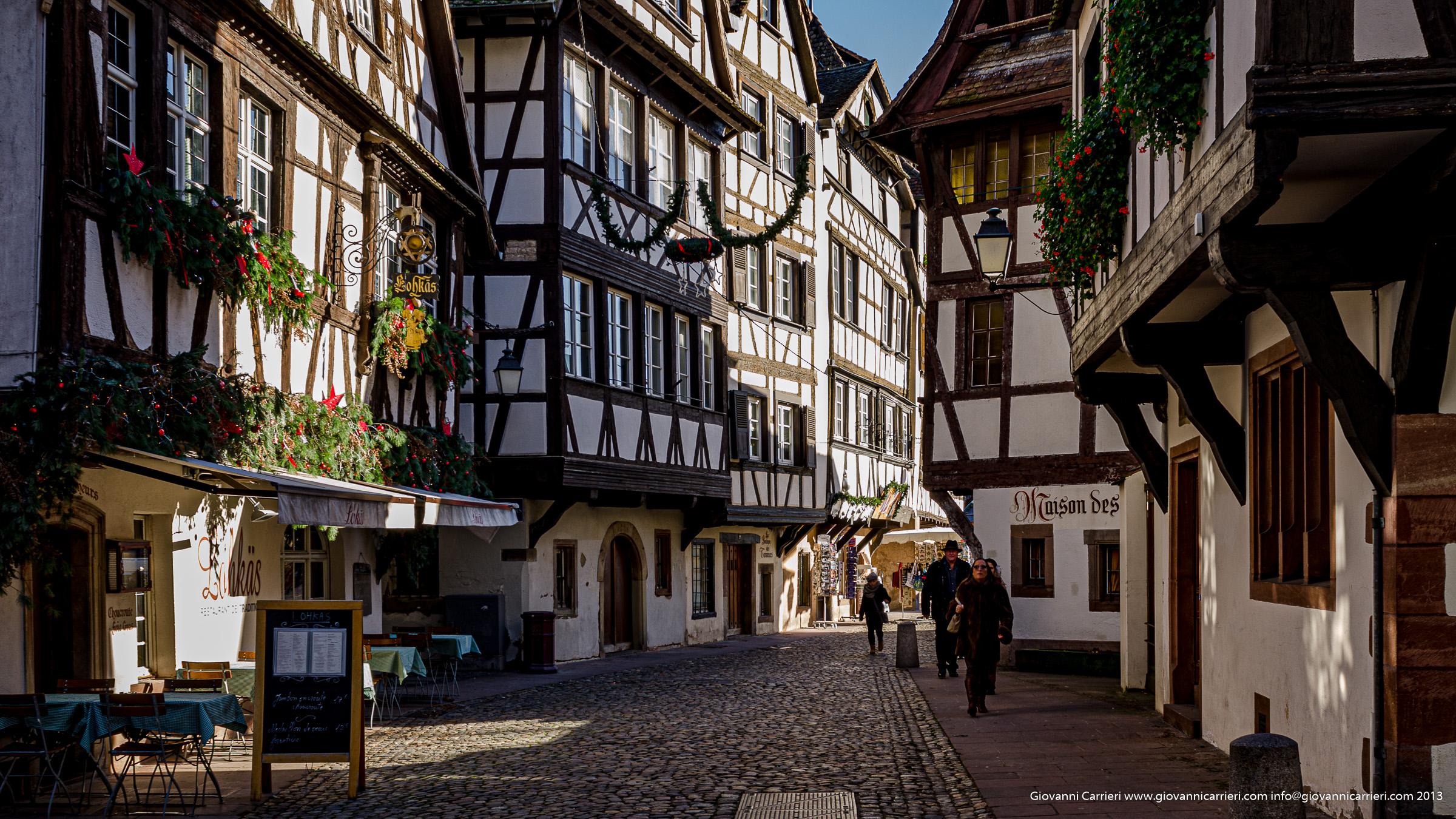Il fiume Ill - Strasburgo