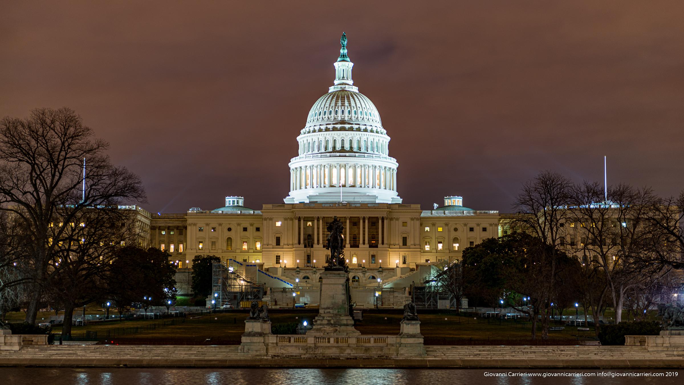 Washington, DC - Capitol discrict