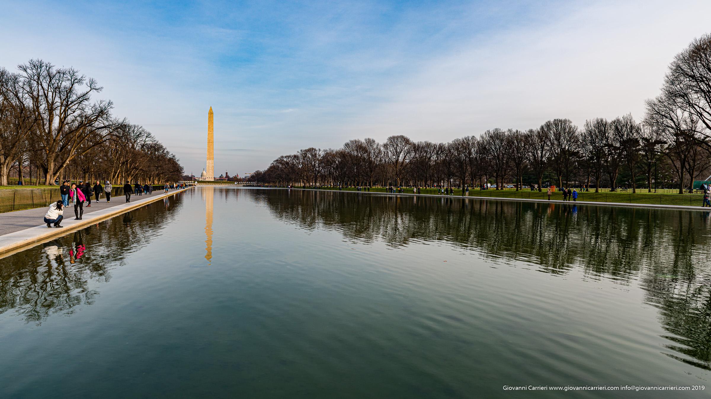 Reflecting Pool - Washington DC