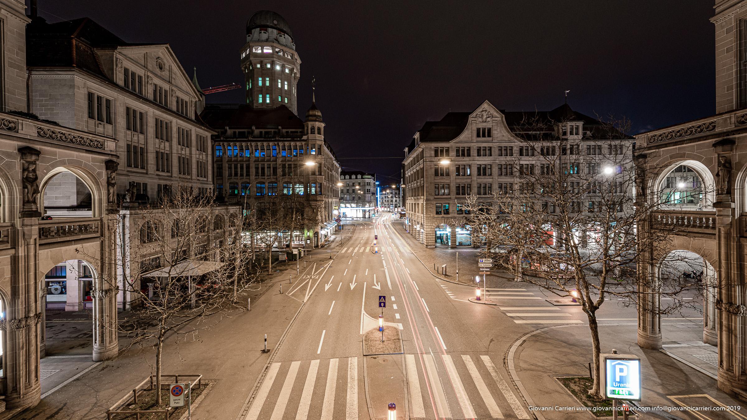 Via Urania - Zurigo centro